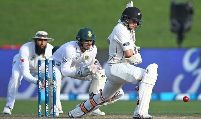 New Zealand vs South Africa, 3rd Test: Kiwi openers solid after de Kock's fluent knock