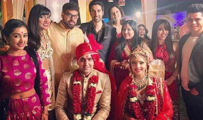 Nagarjun actress Pooja Banerjee gets married to her long-time boyfriend Sandeep Sejwal!