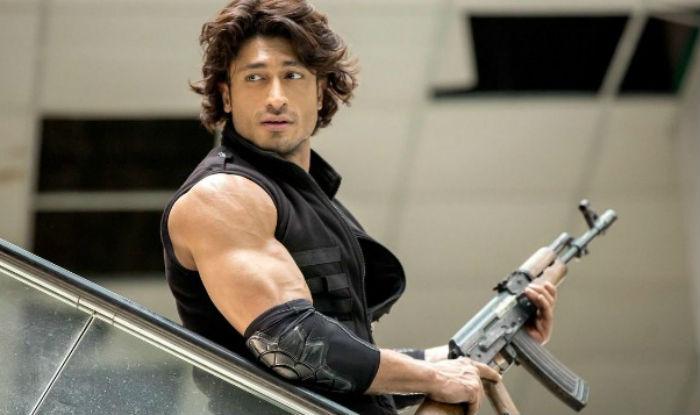 Viyut Jamwal in a still from Commando