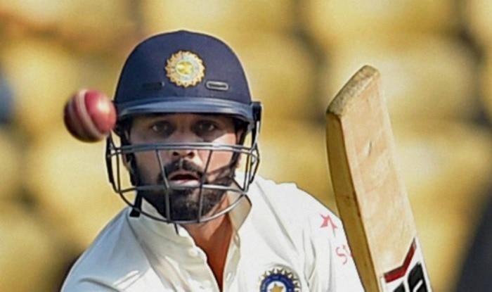 India vs Australia: Shoulder injury keeps Murali Vijay out of second Test