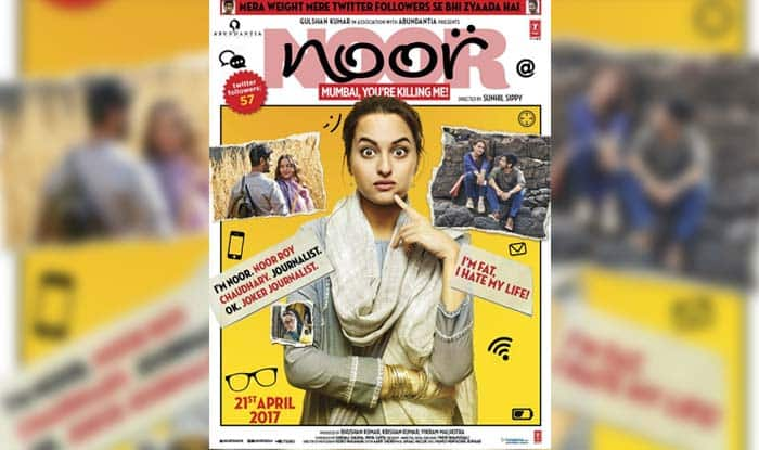 Sonakshi Sinha's Noor becomes censor board's latest target! Makers asked to replace 'sex toy' with 'adult site'