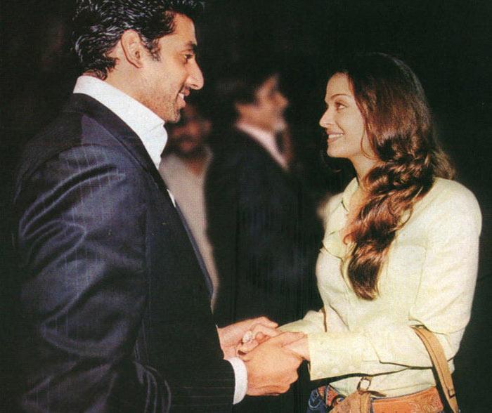 Aishwarya Rai Bachchan, Abhishek Bachchan