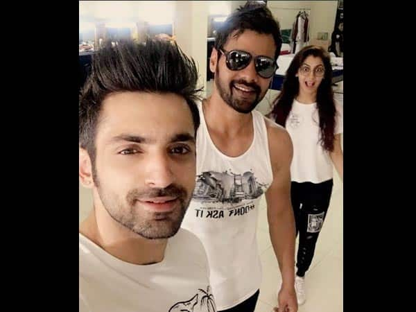 Kumkum Bhagya team heads to Indonesia; fans shower them with love and gifts (Views pics inside)