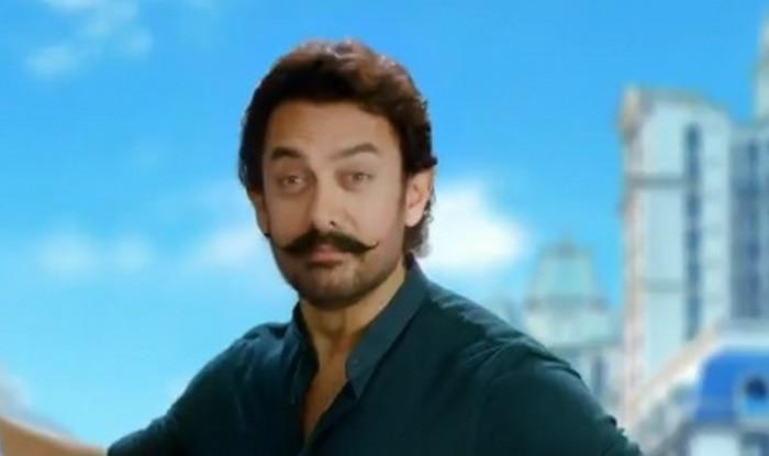Aamir Khan's new project Toofan Alaya is in Marathi – actor tweets trailer! (Watch video)