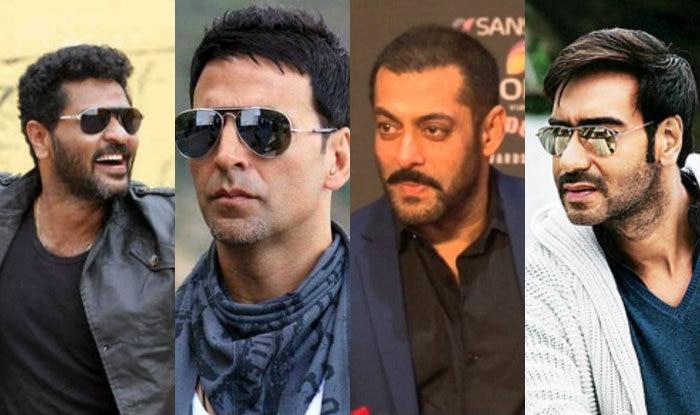 WHAT!! Prabhu Deva is inspired by Akshay Kumar, Salman Khan & Ajay Devgan