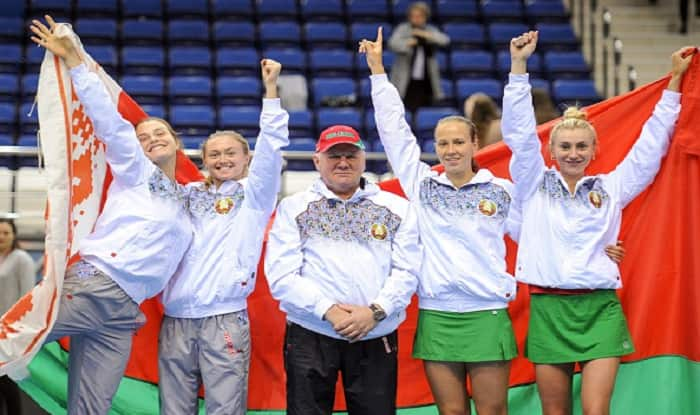 Fed Cup: Belarus upset Switzerland to enter final