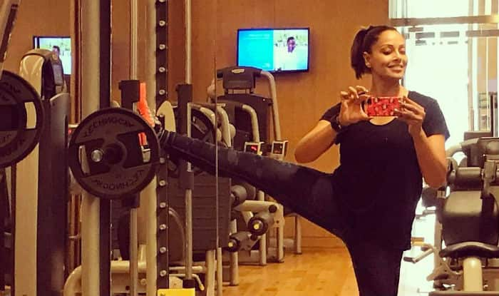 Bipasha Basu's workout videos show how much fun exercise can