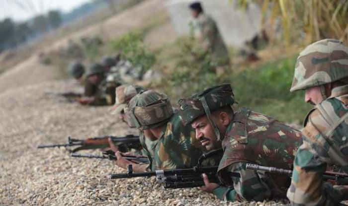 Jammu And Kashmir: Terrorists Hurl Grenade on CRPF Party in Budgam's Hyderpora, Jawan Injured