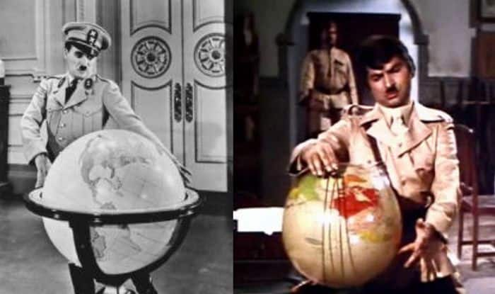 When Charlie Chaplin inspired Bollywood blockbuster Sholay! Watch video to know how!