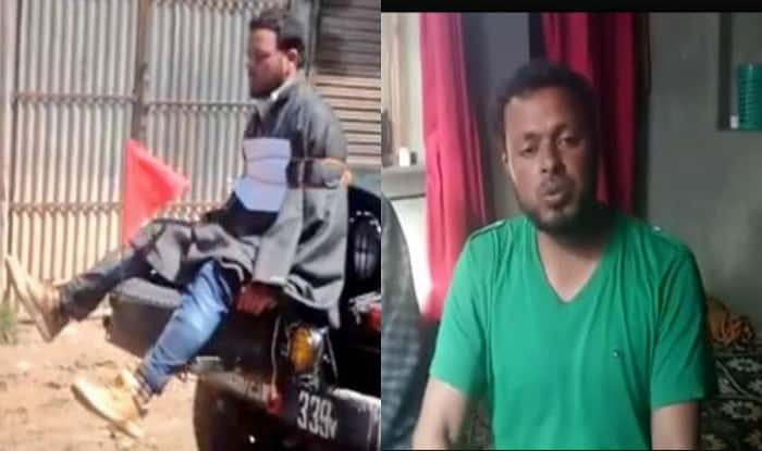 Kashmiri youth, who was tied to Army jeep as human shield, says never pelted stone at security forces; refuses to complain