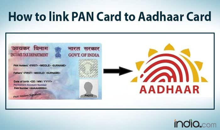 How to link PAN Card with Aadhaar Card on Income Tax Department e-Filing portal before July 1 – easy steps to follow