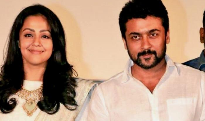 Suriya's wife Jyothika urges directors not to portray women as bimbos in films