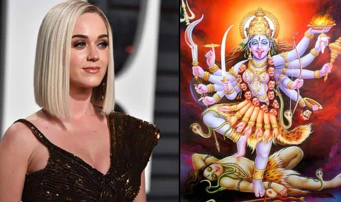 Katy Perry posts picture of Goddess Kali and all hell breaks loose on social media!