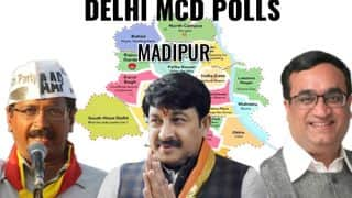 MCD Elections 2017: All you need to know about Madipur ward no 1