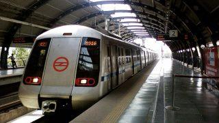 Technical Snag Hits Blue Line of Delhi Metro, Several Stranded