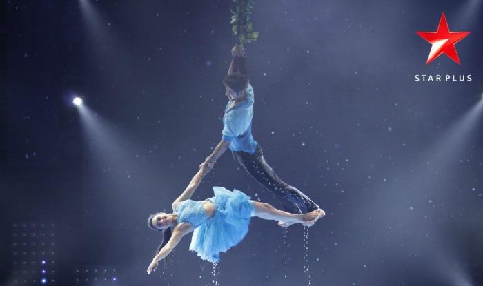Nach Baliye 8: Sanam and Abigail impress Half Girlfriend stars with their aerial act!