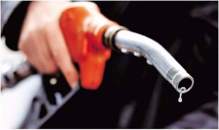 Petrol price on a 3-year high