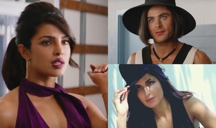 Priyanka Chopra to Zac Efron: Chal Na Katrina (Kaif) in Baywatch Hindi Trailer video will make you cringe!