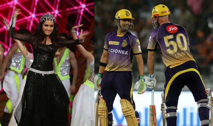 Shraddha Kapoor at IPL 2017 Opening Ceremony, Live Streaming & Telecast: How to Watch 7th Opening Ceremony online on Hotstar from Eden Gardens Kolkata