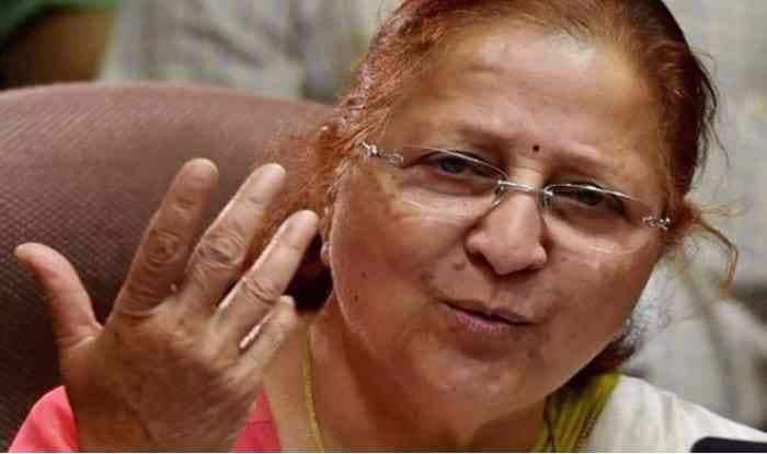 LS Speaker Sumitra Mahajan Suspends TDP MPs Under Rule 374A; Adjourns House Till 2 PM