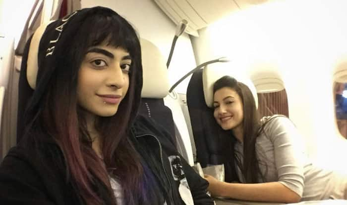 Bani J Reacts On The Rumours Of Her Fallout With Gauahar Khan