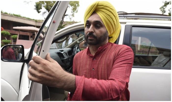 AAP Punjab MP Bhagwant Mann