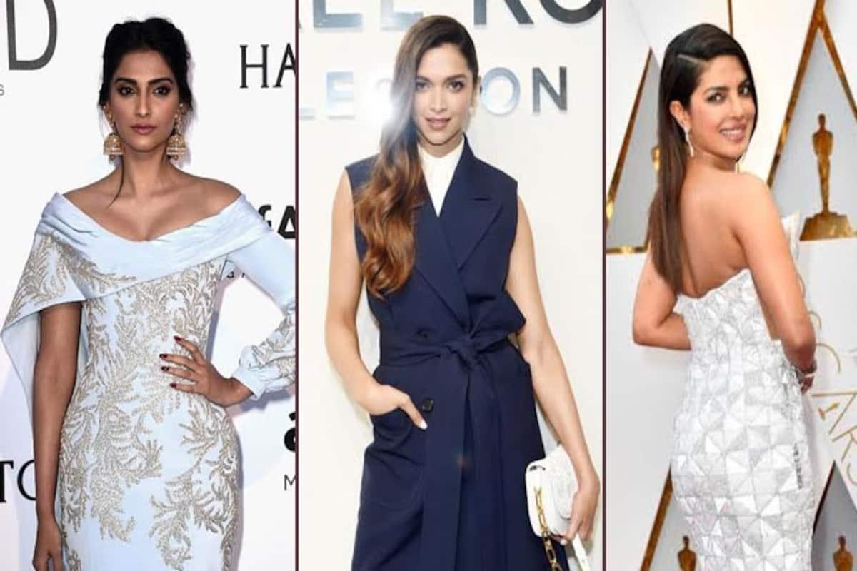 Top 10 Best Dressed Actresses In Bollywood Deepika Padukone Sonam Kapoor Priyanka Chopra And More India Com