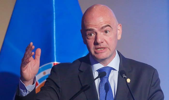 FIFA U-17 World Cup: Gianni Infantino Terms India a 'Football Country'
