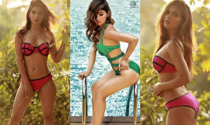 Karishma Sharma of Yeh Hai Mohabbatein fame looks hot and sensuous in her latest bikini photoshoot, gives tough competition to Nia Sharma (See Pictures)