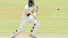 India vs Sri Lanka, 1st Test: KL Rahul Departs For Duck After Seven Consecutive Half-Centuries