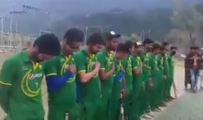 Kashmiri cricketers detained for allegedly wearing Pakistani jersey, singing Pak national anthem during match