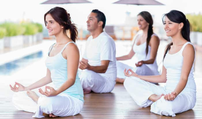 Group meditation may cure depression, anxiety and stress-related disorders