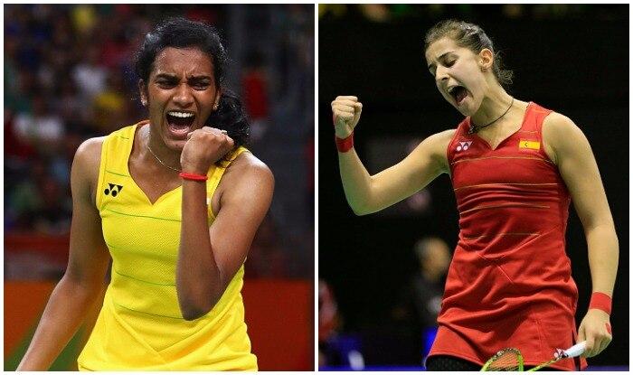 PV Sindhu, Saina Nehwal, Carolina Marin to go Under The Hammer For Premier Badminton League