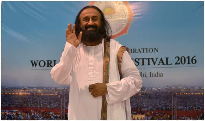 'Verdict Brings Joy to People From Both Sides,' Says Ayodhya Mediator Sri Sri Ravishankar