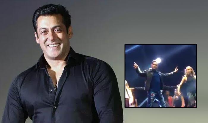Salman Khan's dance rehearsal on his song Teri Meri for DaBangg tour will definitely make you RESTLESS(Watch video)