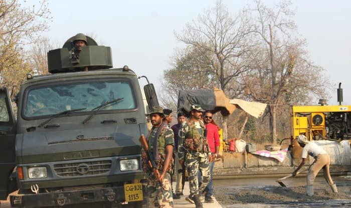 Sukma Naxal Attack: Repeatedly raised issue of terribly slow pace of road construction with Chhattisgarh government, says CRPF DIG