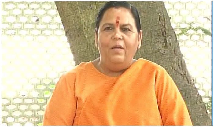 Uma Bharti on Babri Masjid case: Advani is the Kohinoor of Ayodhya movement