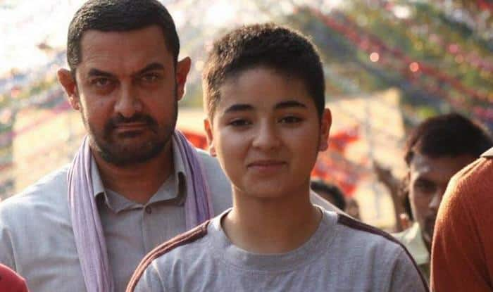 Image result for zaira wasim in dangal
