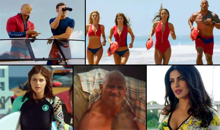 Baywatch red band trailer: Priyanka Chopra is not just treat for the eyes, but ears as well!