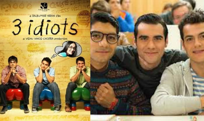 Aamir Khan's 3 Idiots has now ...