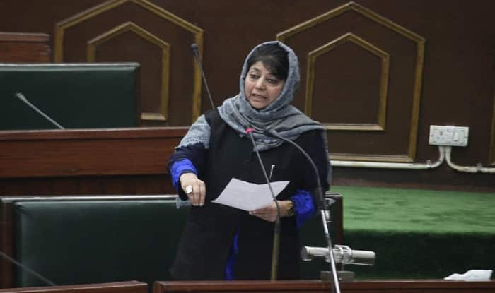 Jammu and Kashmir Government Considering Withdrawal of FIRs Against Second-time Stone-pelters: CM Mehbooba Mufti