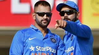 India vs Australia 2017: Virat Kohli One Win Away From Equalling MS Dhoni's Record of Nine Successive ODI Victories