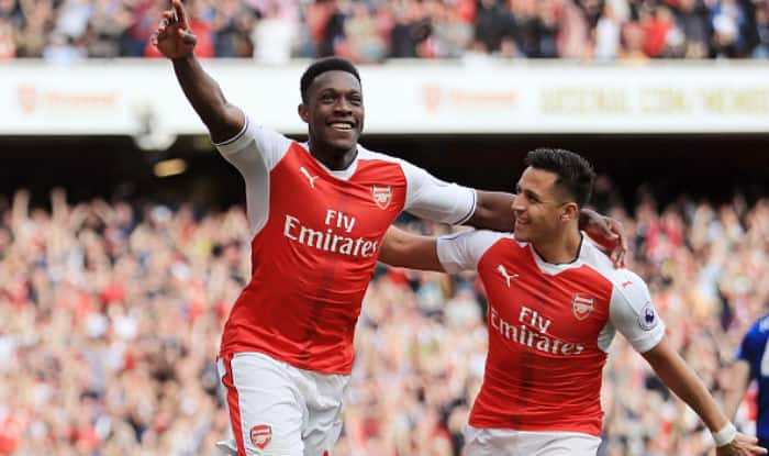 EPL: Arsenal beat Manchester United 2-0, Southampton hold Liverpool to goalless draw