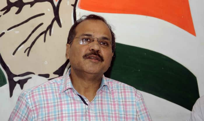 Congress Proposes Name of Adhir Ranjan Chowdhury For Chairman of PAC: Reports