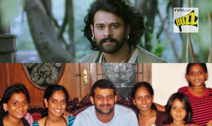 Bahubali 2 movie star cast with their families: Prabhas, Anushka Shetty & others' pictures with their real life family members