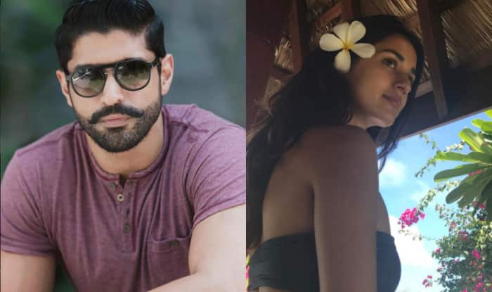 It's 'Honeymoon' time for Farhan Akhtar and Disha Patani