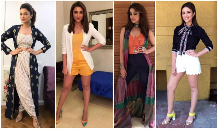 Parineeti Chopra's dramatic transformation to a hip style diva captured in just 7 looks