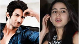 Sara Ali Khan to romance Sushant Singh Rajput in her debut film?