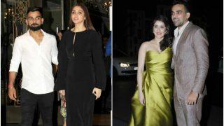 Anushka Sharma-Virat Kohli shine as a couple at Zaheer Khan-Sagarika Ghatge's engagement party (see pictures)