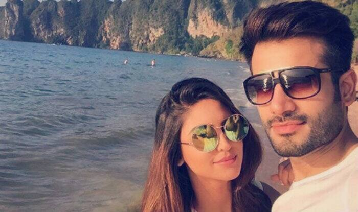 Nach Baliye 8: Did Karan Tacker ward the media off from the sets after Krystle Dsouza paid a surprise visit?